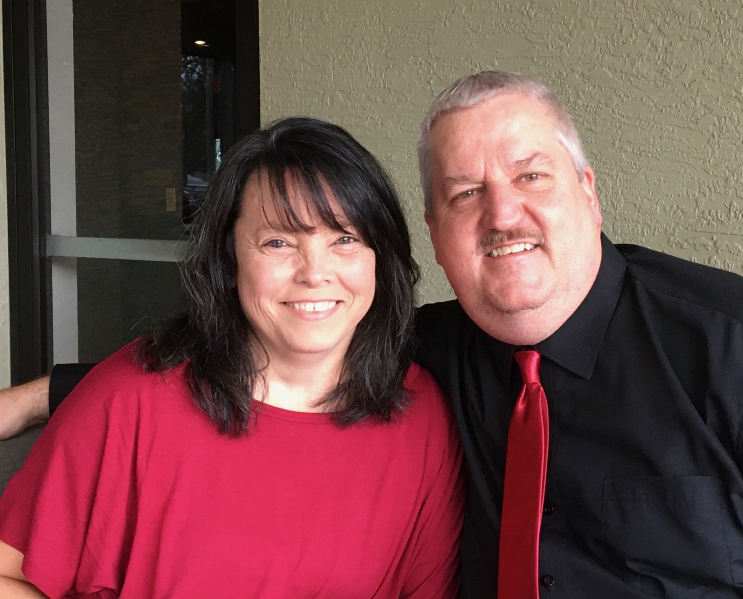 Pastor Mike and wife Tina Wilder